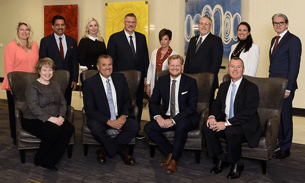 2019-2020 Board of Directors Group Photo in Phoenix